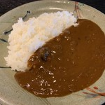 やなぎ屋 - カレー(辛口)¥660