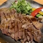 喜八 - リブロース焼き
