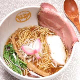 麺物語 つなぐ - 料理写真:今も昔も中華そば