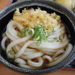 宝製麺所 - ぶっかけうどん(冷)