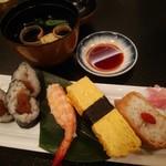 一の屋 - お寿司 生もの苦手な人の対応
