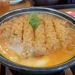 大川昇開橋温泉 食堂 -