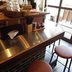 大陸麺本舗 - 店内