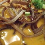 大陸麺本舗 - きくらげ