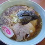 レストラン 会津嶺 - 料理写真:喜多方ラーメン大盛り