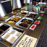 阿蘇とれキッチン にっこり - サラダバー