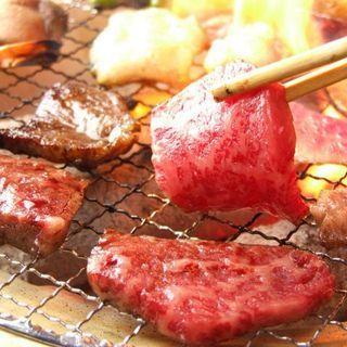 肉職人が本気で挑む焼肉食べ放題ををぜひ!