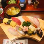 もりもり寿司 -