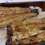 川福 - 料理写真:うな重
