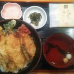 112572659 - ブリ天丼 1180円