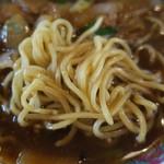 らーめん八平 - 麺