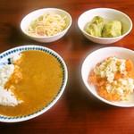 金目OK食堂 - 料理写真:1回目に持って来たもの