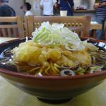 かけそば つかだ - 天ぷら中華280円