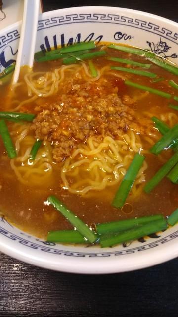 台湾料理・味香 - 台湾ラーメン