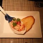 11258427 - オマール海老の前菜