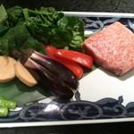 11258430 - お肉(BEFORE)