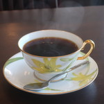 癒し占いカフェ 千代 - 深焙りコーヒー