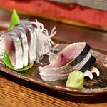 北海道料理 三平 - 〆さば@700円