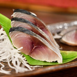 北海道料理 三平 - 〆さば@700円:寄ってみる。