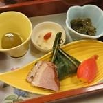 鬼怒川温泉ホテル - 料理写真:前菜