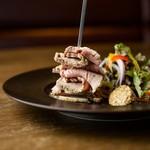炙りローストポーク Aburi roast pork