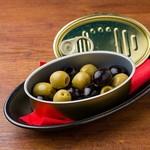 ミックスオリーブ Mixed Olives