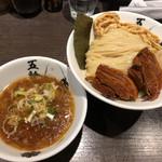 麺屋武蔵 - 五輪洞つけ麺