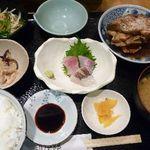 居酒屋 朝次郎 - 魚定食(800円)