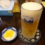 長崎亭 - (2019/5月)生ビール