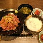 Izakayaninjayashikininjakyassuru - この世で1番美味しい 松阪牛丼(A5ランク)/平日ランチ限定