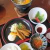 河口湖荘 - 料理写真:ほうとう鍋(梅)