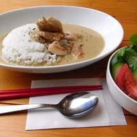 はるのん Cafe - アジアンカレー