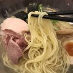 中村屋 - 細麺
