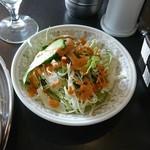 マナスル食堂 - サラダ