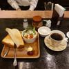 樹安亭 - 料理写真:モーニングセット750円