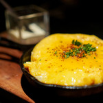 112610059 - スペイン風オムレツ  + チェダーチーズ