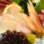 寿司よし - 料理写真:刺し盛り