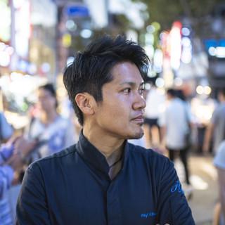 世界中を飛び回る日本屈指のインターナショナルなシェフ