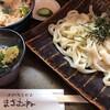 Masamune - 料理写真:ざるうどんセット