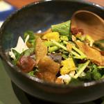 〈会席コース 和〉美浜のお野菜を使った5品の発酵料理