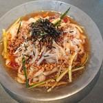 112618944 - 担々麺(冷)  刀削麺