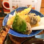 砦 - ミニ天ぷら