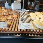 パトンキ - イカスミとゴーダのバタール。