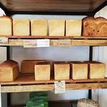 パトンキ - ゆめちから食パン。