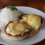 Bongo Ben's Island Cafe - 料理写真: