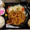 食事処 とりとん てっちゃん - 料理写真:トリカツ定食