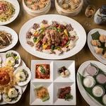 チャイナルーム - 個室限定 貸切パーティープラン 豪華大皿料理