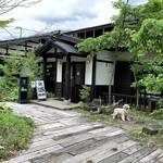 カフェミヤマ - お店の外観