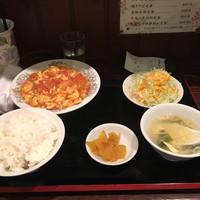 栄吉飯店-ワンコインランチ 500円