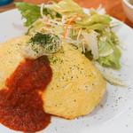 コシード - 料理写真:オムライス
